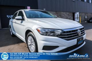 Used 2019 Volkswagen Jetta Comfortline - Apple CarPlay, Heated Seats, Rear Camera, Bluetooth and more! for sale in Guelph, ON