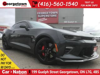 Used 2016 Chevrolet Camaro 2SS | 1 OWNER | BREMBO | 13,050KM | SKIRT PKG for sale in Georgetown, ON