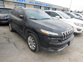 Used 2017 Jeep Cherokee Limited for sale in Listowel, ON