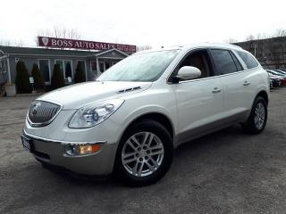 Used 2011 Buick Enclave CXL2 AWD for sale in Oshawa, ON
