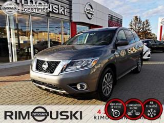 Used 2015 Nissan Pathfinder 4WD S **BALANCE DE GARANTIE NISSAN** for sale in Rimouski, QC