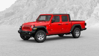 New 2020 Jeep Gladiator Sport Model w/3.6L Pentastar Engine w/ESS and 8-speed automatic transmission for sale in Ottawa, ON