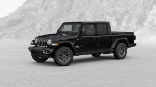 New 2020 Jeep Gladiator Overland Model w/3.6L Pentastar Engine w/ESS and 8-speed automatic transmission for sale in Ottawa, ON