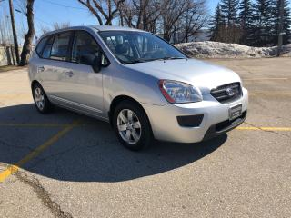 Used 2009 Kia Rondo LX Alloys/Only 48,000km No Accidents! for sale in Winnipeg, MB