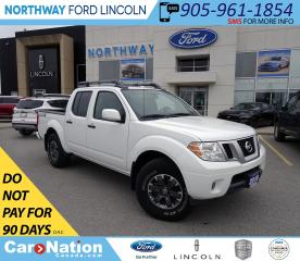 Used 2018 Nissan Frontier PRO-4X | 4x4 | NAV | PWR HTD LEATHER | SUNROOF | for sale in Brantford, ON