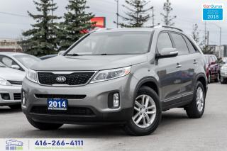 Used 2014 Kia Sorento 1 owner No Accidents Kia Serviced Certified Clean for sale in Bolton, ON