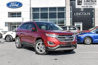 Used 2018 Ford Edge Titanium for sale in Ottawa, ON
