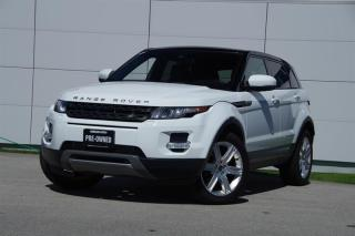 Used 2013 Land Rover Evoque Pure NAVI for sale in Vancouver, BC