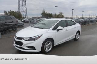 Used 2018 Chevrolet Cruze T.ouvrant Radio Bose for sale in St-Rémi, QC