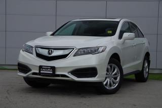 Used 2017 Acura RDX Tech at CPO WARRANTY * NAVI for sale in Vancouver, BC