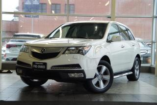 Used 2011 Acura MDX 6sp at *Low Kms* for sale in Vancouver, BC