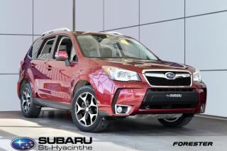 Used 2014 Subaru Forester 2.0XT Limited aurto. for sale in St-Hyacinthe, QC