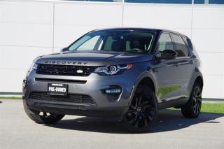 Used 2016 Land Rover Discovery Sport HSE Luxury for sale in Vancouver, BC