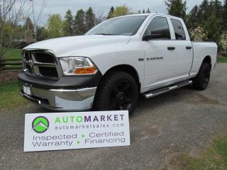 Used 2011 RAM 1500 SLT, QUADCAB, INSP, BCAA MBSHP, WARR, FINANCE for sale in Surrey, BC
