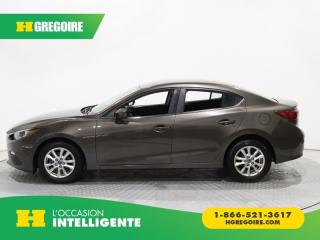 Used 2015 Mazda MAZDA3 GS A/C GR ELECT MAGS for sale in St-Léonard, QC