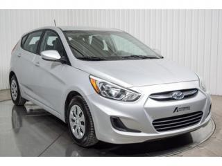 Used 2016 Hyundai Accent Hatch A/c Bluetooth for sale in L'ile-perrot, QC