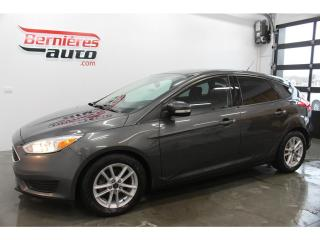 Used 2017 Ford Focus SE for sale in Lévis, QC