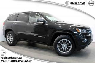 Used 2014 Jeep Grand Cherokee 4x4 Limited Priced to sell!!! for sale in Regina, SK