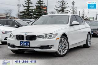 Used 2013 BMW 3 Series Navi Gps 328xDrive AWD No Accident Certified Clean for sale in Bolton, ON