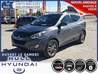 Used 2015 Hyundai Tucson GLS for sale in Gatineau, QC