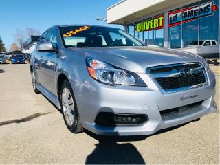 Used 2014 Subaru Legacy 2.5I for sale in Lévis, QC