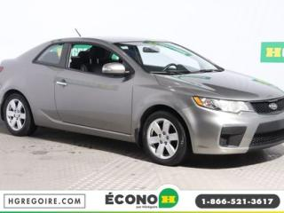 Used 2010 Kia Forte EX COUPE MAGS for sale in St-Léonard, QC