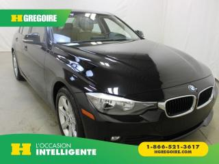 Used 2014 BMW 320 320I XDRIVE A/C GR for sale in St-Léonard, QC