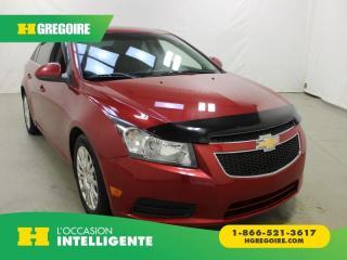 Used 2013 Chevrolet Cruze Eco for sale in St-Léonard, QC