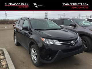 Used 2014 Toyota RAV4 LE for sale in Sherwood Park, AB