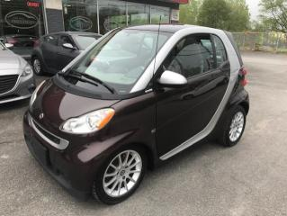 Used 2010 Smart fortwo CPE 1-2-3-4 CHANCES for sale in St-Eustache, QC