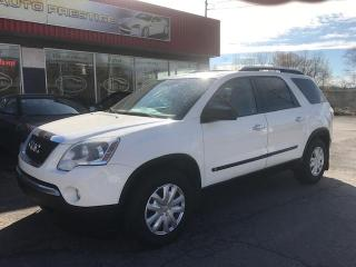 Used 2009 GMC Acadia AWD SLE 1-2-3-4 for sale in St-Eustache, QC