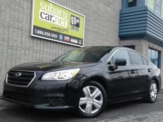 Used 2015 Subaru Legacy AWD for sale in Richelieu, QC
