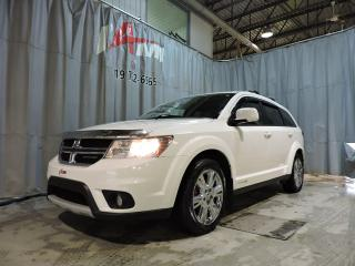 Used 2012 Dodge Journey Sxt Crew Mags Dvd for sale in Rouyn-Noranda, QC