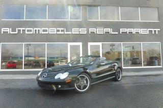 Used 2003 Mercedes-Benz SL-Class Sl 500 - Amg Pack for sale in Québec, QC