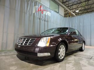 Used 2008 Cadillac DTS Cuir Fogs Mags for sale in Rouyn-Noranda, QC