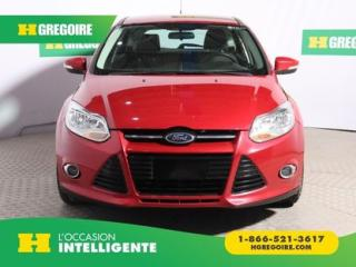 Used 2012 Ford Focus SEL A/C GR ELECT for sale in St-Léonard, QC