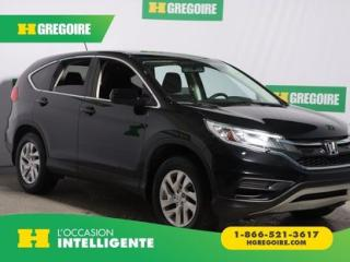 Used 2015 Honda CR-V SE AWD A/C MAGS CAM for sale in St-Léonard, QC
