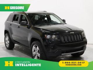 Used 2012 Jeep Grand Cherokee LAREDO AWD CUIR for sale in St-Léonard, QC