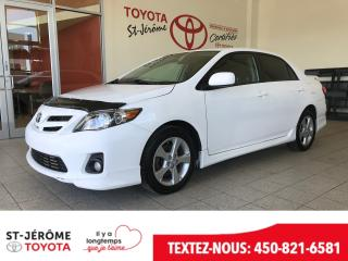 Used 2013 Toyota Corolla S Démarreur for sale in Mirabel, QC