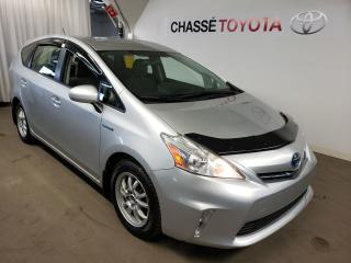Used 2012 Toyota Prius V for sale in Montréal, QC