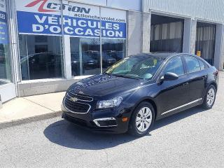 Used 2015 Chevrolet Cruze LS for sale in St-Hubert, QC