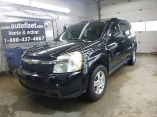 Used 2008 Chevrolet Equinox LT for sale in St-Raymond, QC