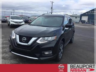 Used 2019 Nissan Rogue SV TECH AWD ***TOIT OUVRANT / NAVIGATION for sale in Beauport, QC