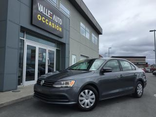 Used 2016 Volkswagen Jetta 1.4 Tsi Tl+ Caméra for sale in St-Georges, QC