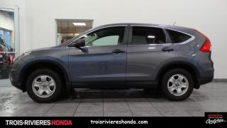 Used 2015 Honda CR-V LX for sale in Trois-Rivières, QC