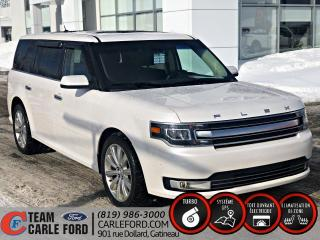 Used 2016 Ford Flex Ford Flex limitee 2016, CUIR, TOIT PANOR for sale in Gatineau, QC