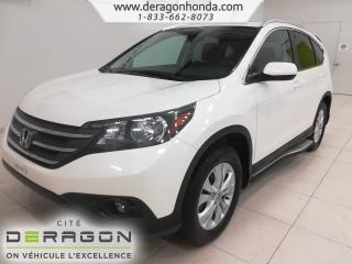 Used 2014 Honda CR-V Ex+t.ouvrant+mags+si for sale in Cowansville, QC