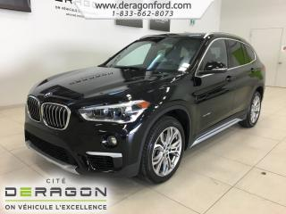 Used 2018 BMW X1 Xdrive28i Toit Pano for sale in Cowansville, QC