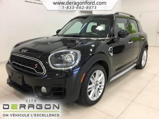 Used 2018 MINI Cooper Countryman S All4 Toit Pano for sale in Cowansville, QC