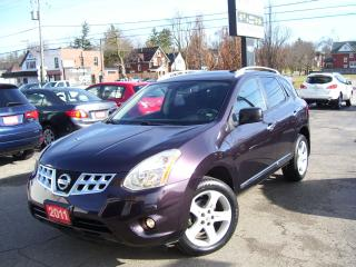 Used 2011 Nissan Rogue SV,BLUETOOTH,SUNROOF,ALLOYS,BACK UP CAMERA,FOGS for sale in Kitchener, ON